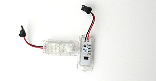 Pro!Carpentis LED Kennzeichenbeleuchtung Nummernschildbeleuchtung Kennzeichenlampen Nummernschildlampen