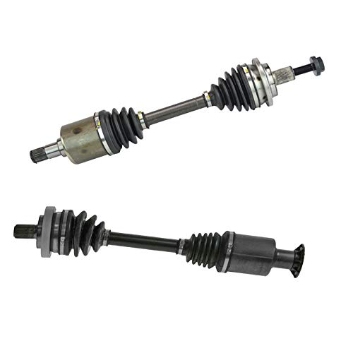Front CV Axle Shaft Left & Right Pair Set for Mercedes Benz C240 C320 C280 C350