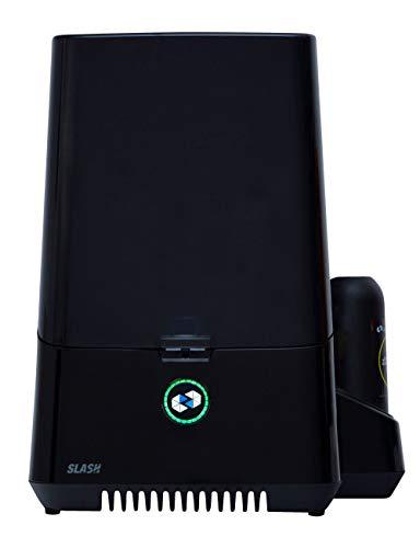 "UNIZ Slash-C LCD 4K 3D Printer with High Speed Resin 3D Printer 8.9"" 4K Monochrome LCD Screen Build Volume 192×120×200mm 7.5""× 4.7""× 7.8"""