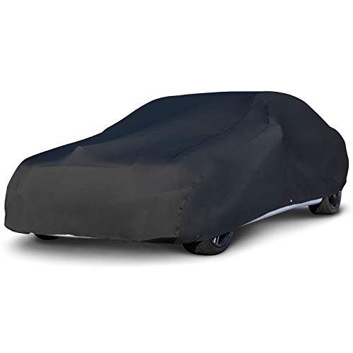 Budge BSC-4 Black Car fits Cars up to 228