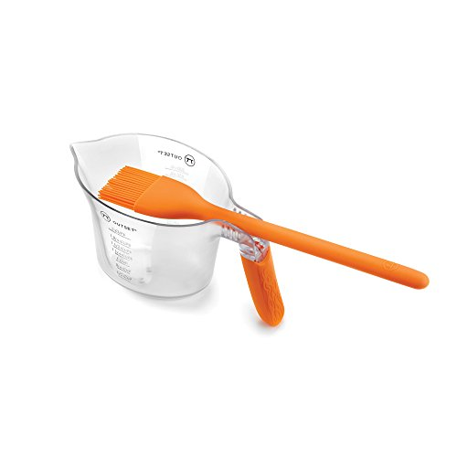 Outset Q124 Basting Cup and Brush Set by Outset
