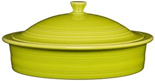 product image for Homer Laughlin Tortilla Warmer, Lemongrass