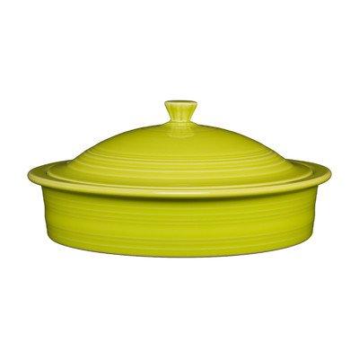 Homer Laughlin 332-1488 Tortilla Warmer, Lemongrass