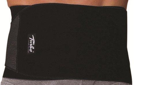 Turbo Cell 12750-09 - Faja de cintura y abdomen, color: Negro: Amazon.es: Salud y cuidado personal