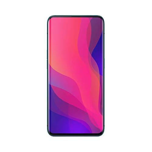 chollos oferta descuentos barato OPPO Find X Smartphone Libre Android 8 1 6 4 FHD Dual SIM Cámara Trasera Dual 20MP 16MP Frontal 25MP 256GB Azul Versión ES PT