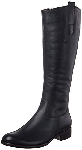 Gabor Dames Mode Laarzen, Zwart, 4 Eu Blauw (36 Rivier (effect))