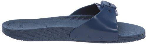 Scholl Pop - Sandalias de pala unisex Azul
