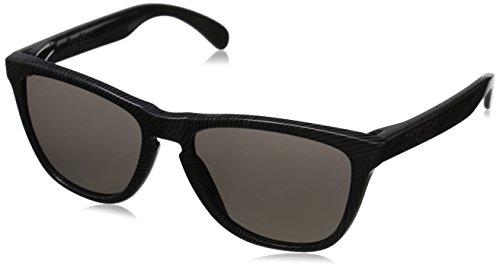 Fingerprint hombre sol Gafas Grey FROGSKIN Dark de Oakley para YRwxaHA