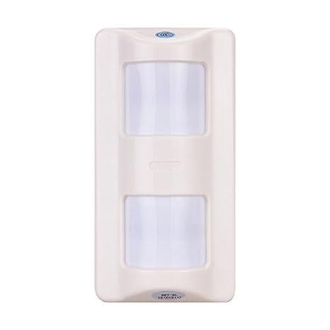 sp283 impermeable Tri identificado tecnología al aire libre PIR Sensor de movimiento detector con PET inmunidad function-safestnet: Amazon.es: Bricolaje y ...