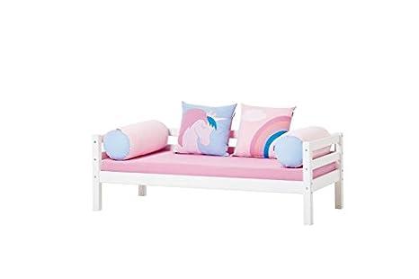 Hoppe Kids sofá cama Unicorn Unicornio con cojín de 4 ...