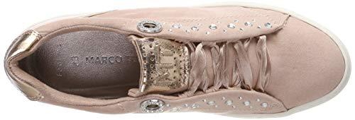 Para 2 Zapatillas 23720 32 596 Comb Mujer Marco Tozzi 2 Rosa rose wx7qnFR