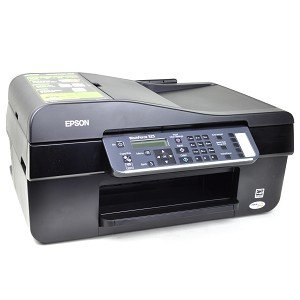 Epson WorkForce 325 USB 2.0/Wireless-N Color Inkjet Scanner Copier Fax Photo Printer