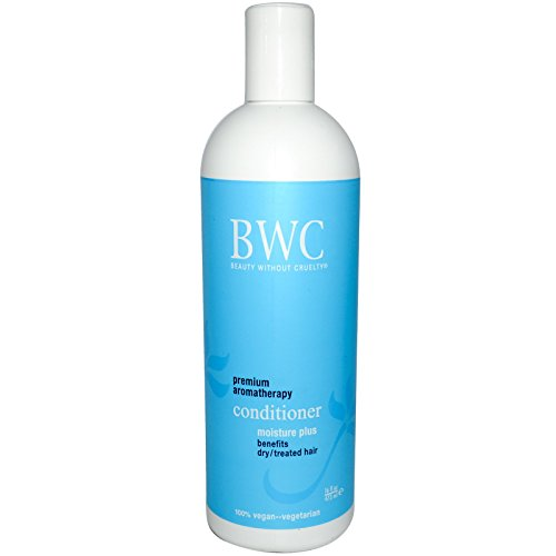 Beauty Without Cruelty, Conditioner, Moisture Plus, 16 fl oz (473 ml) - 2pc