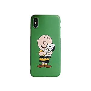 Ultra Slim Soft TPU Winnie the Pooh Bear Case for iPhone X iPhoneX Shockproof Smooth Comfortable Yellow Red Cartoon Cute…