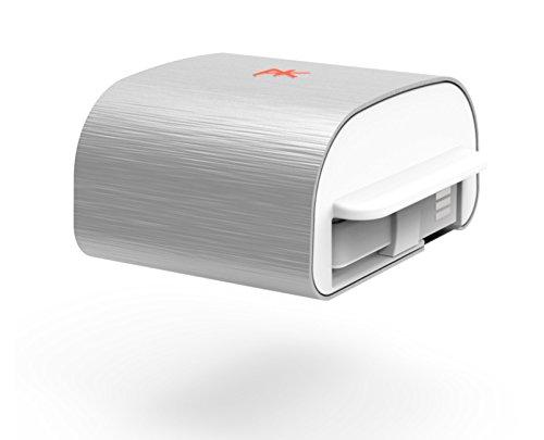 Pkparis-KASQ-Fully-Wireless-Bluetooth-Earbuds-Cordfree-Fitness-Sport-Grey