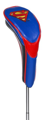 Magnetic Golf Club Headcover (Creative Covers for Golf Superman Hybrid Cover)