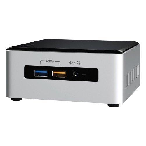 Intel NUC Kit NUC6i3SYH BOXNUC6I3SYH Silver/Black - KAUF COM is