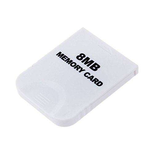 SODIAL(R) 8 MB Memory Card for Wii GC Gamecube by SODIAL (Image #4)
