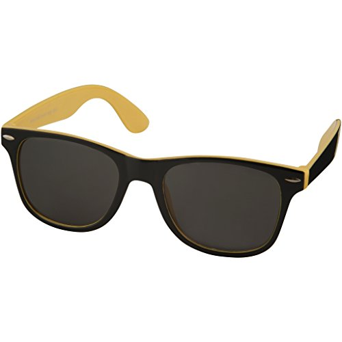 Bullet Sun negras con Amarillo colores Gafas de Ray Negro sol FqwxrFaZ