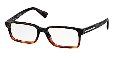 Prada Women's Designer Eyewear, Brown/Demo Lens, ()