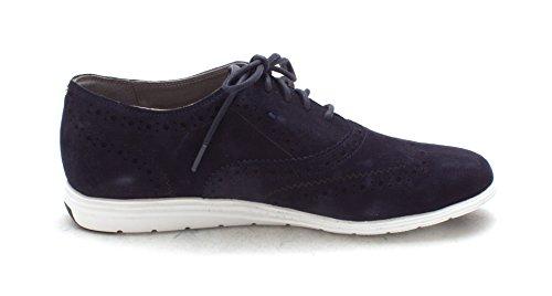 Cole Blue Frauen Marine Haan Sneaker 15A4225 Wildleder Fashion g4F8qw