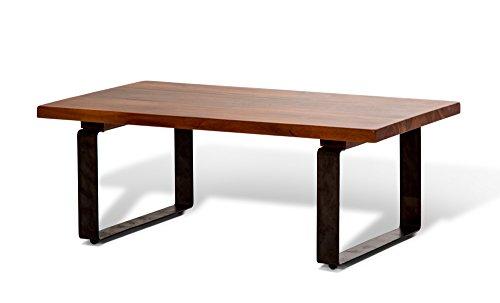 Michael Amini FS-TLURD201 Telluride Rectangular Cocktail Table Aico Rectangular Cocktail Table