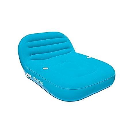 Airhead Inflatable Double chaise lounge aubla Sillón ...