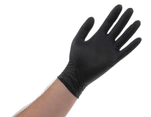 Elegance professional nitrile black gloves medium buy online in elegance professional nitrile black gloves medium malvernweather Choice Image