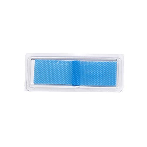 MChoice❤️Stretch Marks and Scar Removal Silicone Sheets Scar Reducers Scar Sticker Blue ()
