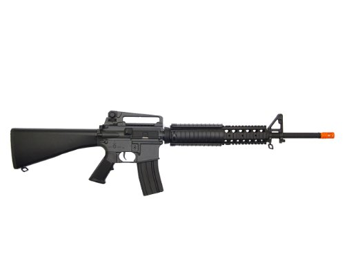 jg aeg-m16a4 nicads/charger included-metal gearbox(Airsoft (350 Fps Airsoft Metal Gearbox)