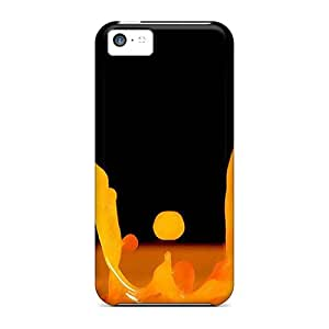 High Quality Shock Absorbing Cases For Iphone 5c-colorful