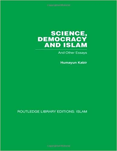 Science, Democracy and Islam: And other essays