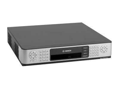 Bosch 750 Series Digital Network HD Recorder DNR-754-16B400 - Standalone DVR - 16 channels - 4 x 1 TB - networked - rack-mountable
