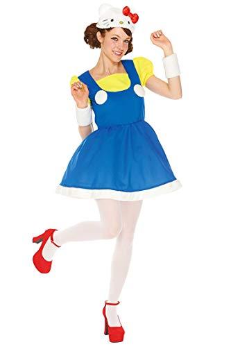 Sanrio Hello Kitty Costume - Teen/Women's STD Size]()