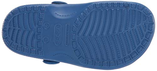 Crocs Kids' Classic Clog, blue jean, 6 M US Toddler by Crocs (Image #3)