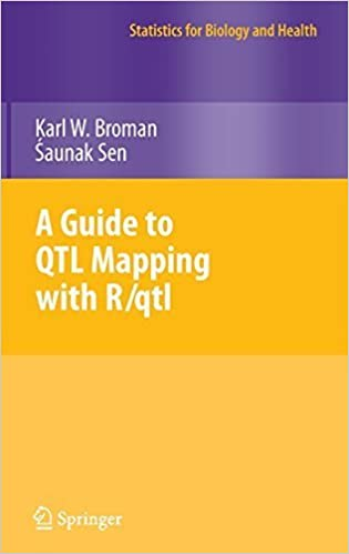 A Guide to QTL Mapping with R/qtl (Statistics for Biology ... on marker assisted selection, gene mapping, copy-number variation, test cross, quantitative genetics, genetic linkage, dihybrid cross,