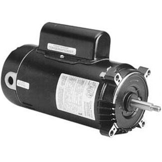 (AO Smith/Century Electric Two-Speed, PSC High/Cap Start-Cap Run Low, 2.0 / .25HP, 3450/1725RPM, 230V, 11.0/1.8 AMPS, 1.3SERVICE Factor, Square Flange )
