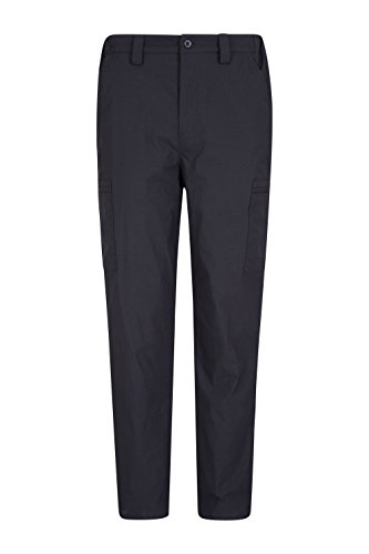 Mountain Warehouse Spring Trek II Short Trousers - Light Spring Pants Black 42
