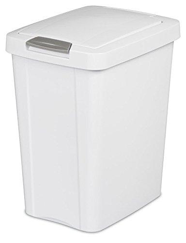 STERILITE 10438004 Touch White gallon