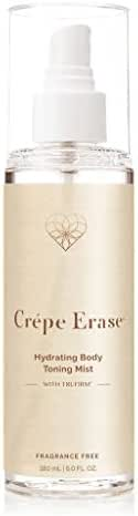 Crépe Erase Advanced – Hydrating Body Mist with TruFirm Complex – Fragrance Free – 6 Ounces