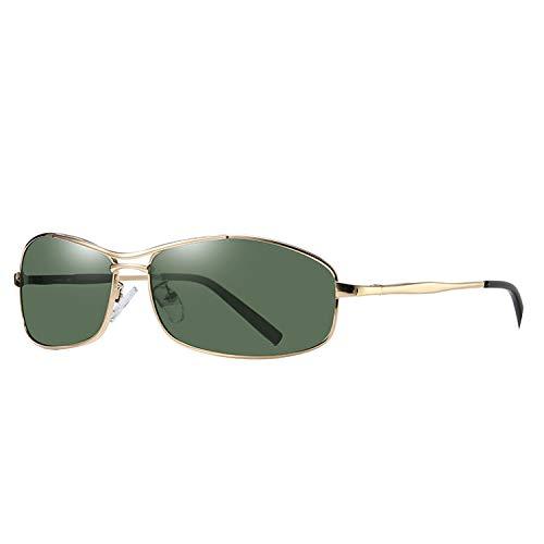 Men Sunglasses Women 2019 Glasses Men Sunglasses Men Occhiali Donna Lentes De Sol Sonnenbrille Herren Lady Sunglassses Women,gold green (Herren-sonnenbrille Tortoise)