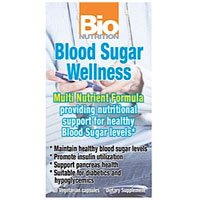 Bio Nutrition Blood Sugar Wellness 60 capsules(Pack of 2) Review