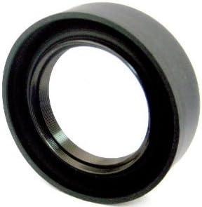 MicroFiber Cleaning Cloth LCD Screen Protectors Cap Keeper 72mm Soft Rubber Lens Hood For Olympus 11-22mm f//2.8-3.5 Zuiko Digital Zoom Lens