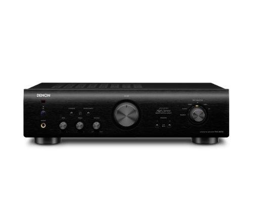 Denon pma-390rek Amplificador, color negro [importado de Japón]