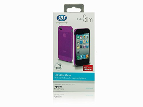SBS Coque ultra fine pour iPhone 5 Rose