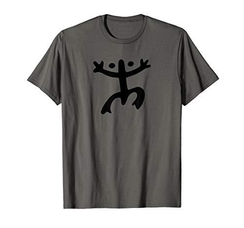 Rico Frog T-shirt - Coqui Taino   Puerto Rico T-Shirt