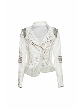 85981f8fba30e VESTE CONCHIGLIA ZIPPEE Elisa Cavaletti - XXXL: Amazon.co.uk: Clothing
