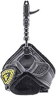 TRU-FIRE Spark Max Youth Archery Bow Release Aid with Foldback Option, Black, One Size