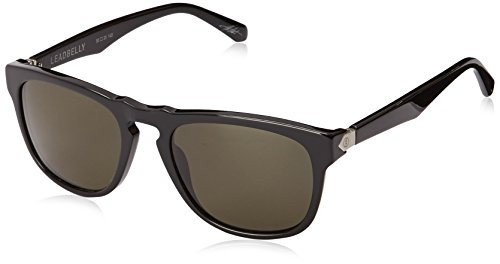 Electric Visual Leadbelly Gloss Black/OHM Grey Polarized - Manufacturer Custom Sunglasses