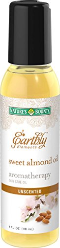 Nature's Bounty Earthly Elements Sweet Almond Oil, 10 ml